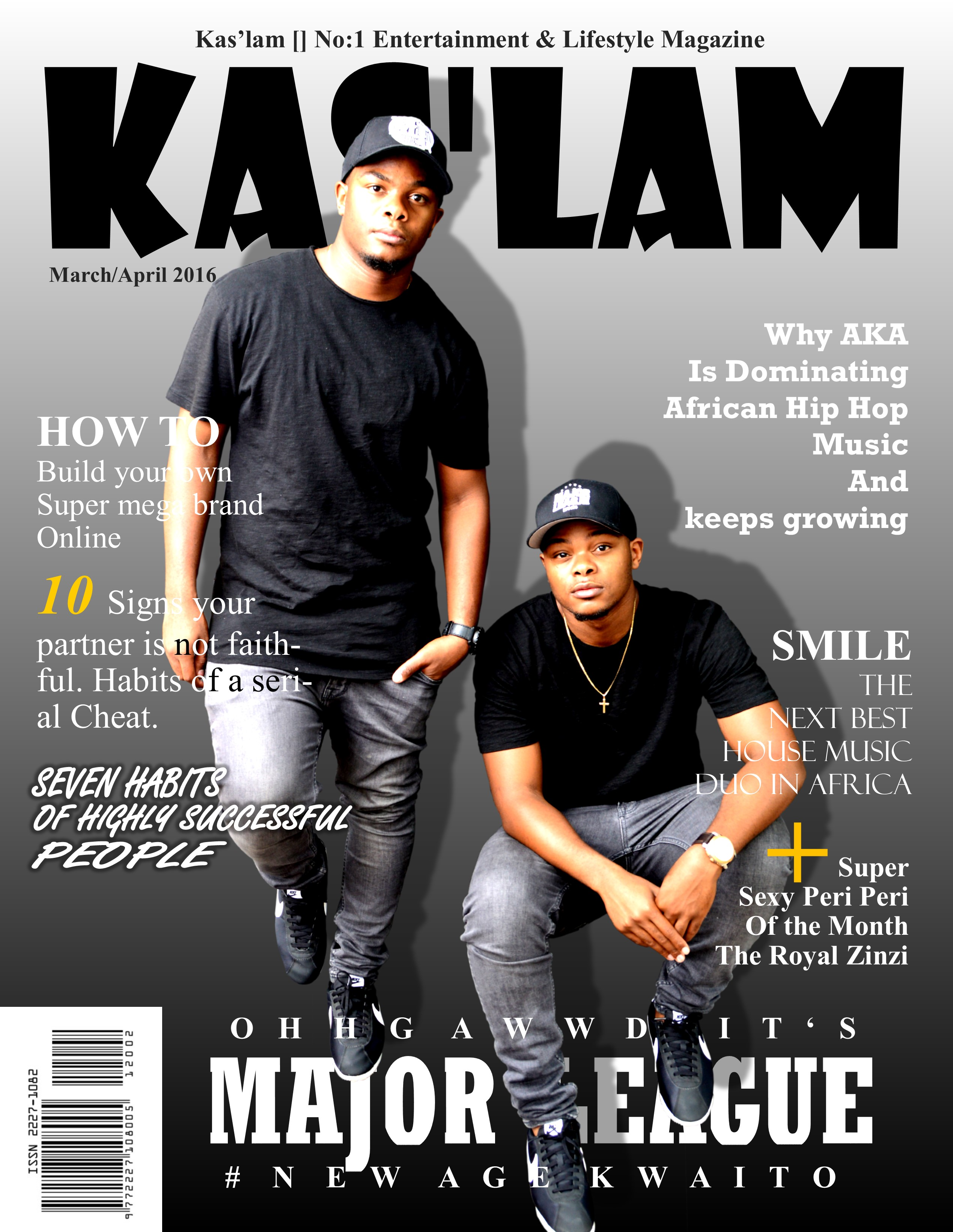 cover20 - What you didn't know about Major League DJz