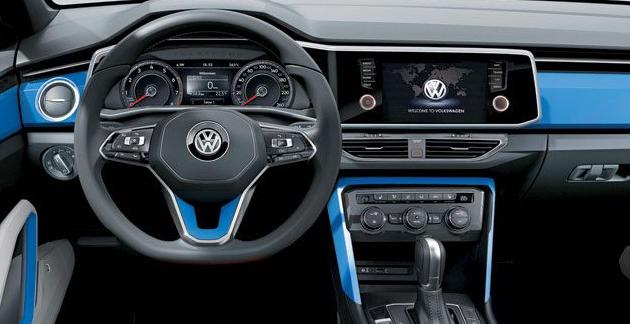 2019 Volkswagen Polo SUV Interior - VW's Polo SUV: Destination South Africa