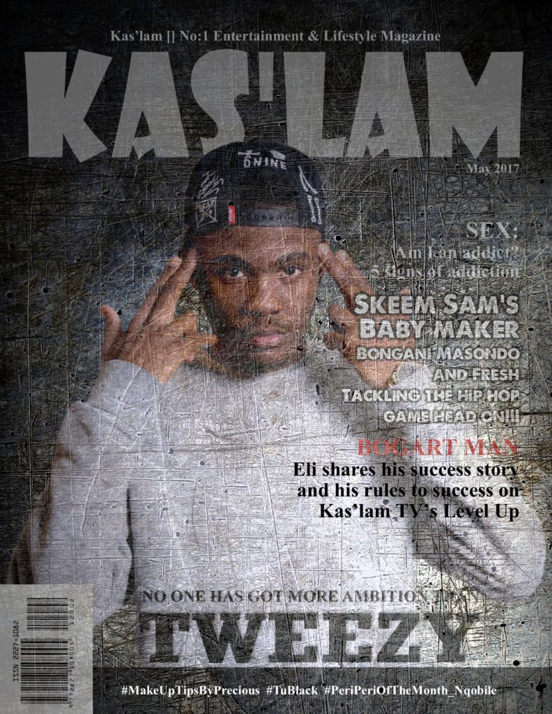 Tweezy cover Kaslam 792x1024 - Becoming a GOAT: Tweezy - The full story