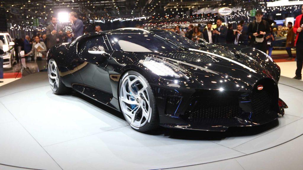 bugatti la voiture noire 3 1024x576 - The most expensive car in the world: Bugatti la voiture noire