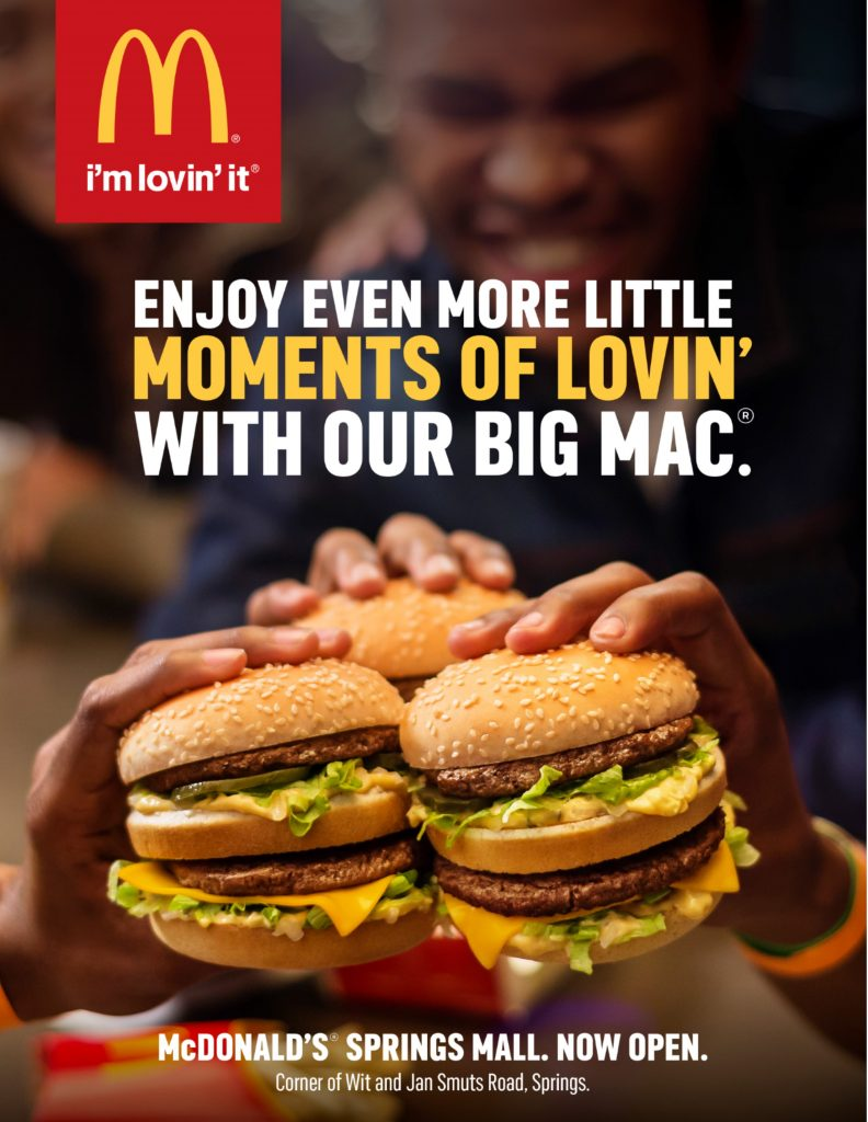 mcdonald ad 792x1024 - How SJAVA became a living legend: The Full Story
