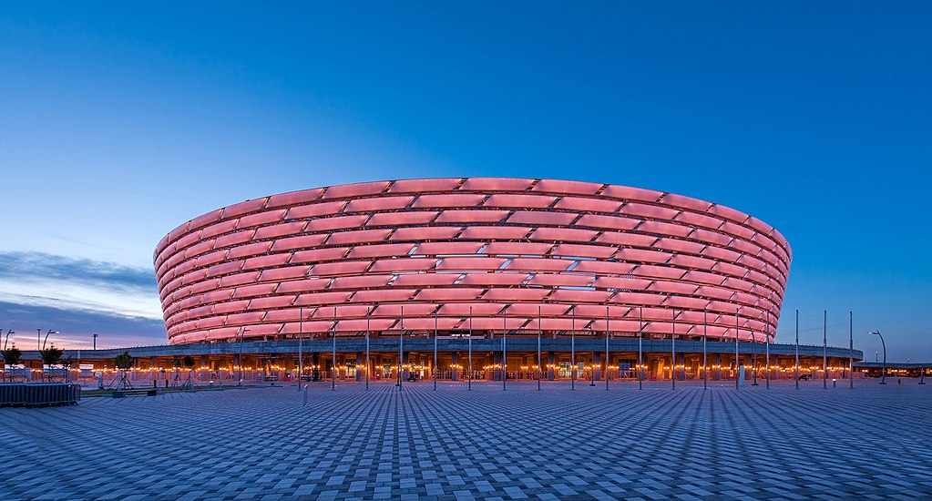 1024px Baku Olympic Stadium in Azerbaijan - A destination for the inquisitive: Baku