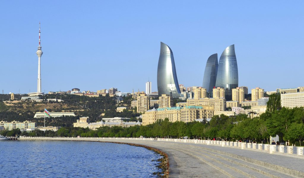 Baku Azerbaijan 1024x600 - A destination for the inquisitive: Baku