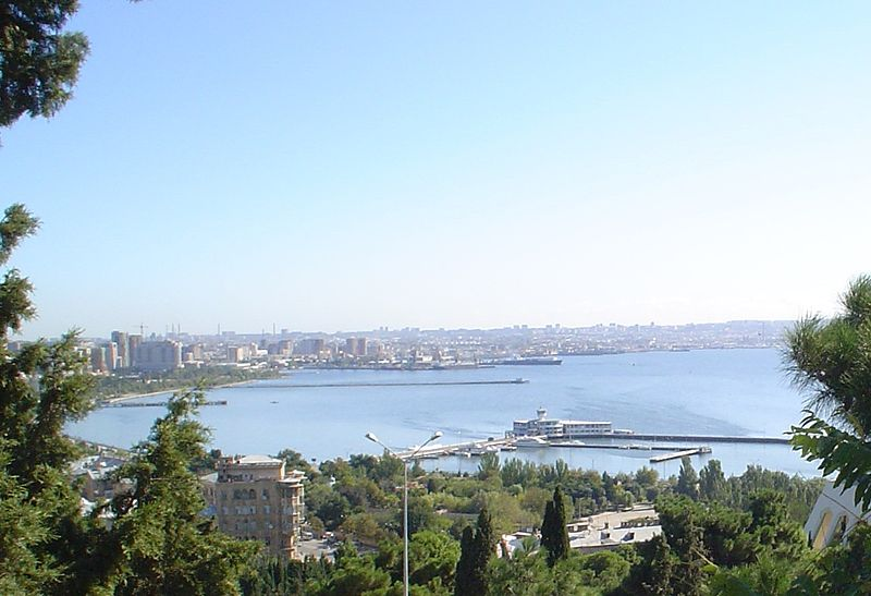 Bay in Baku - A destination for the inquisitive: Baku