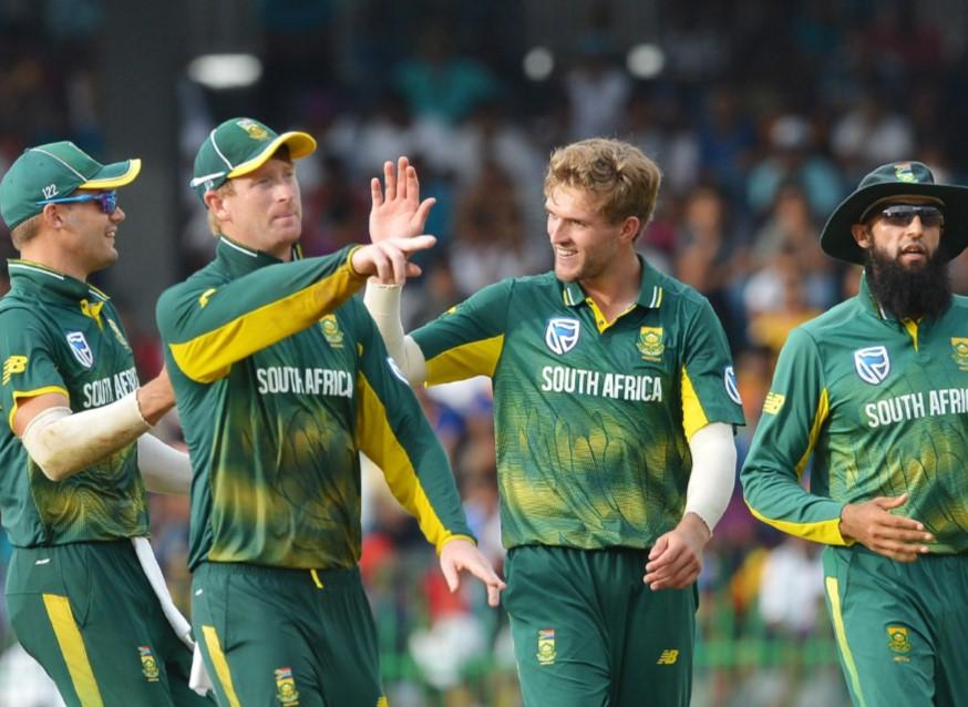 Proteas on some Bafana bafana vibe │ Cricket World Cup 2019