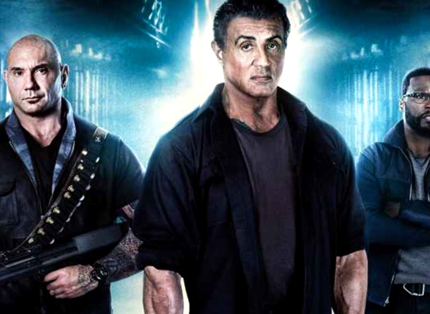 50 Cent stars alongside Action film superstar Stallone on Escape Plan: The Extractors