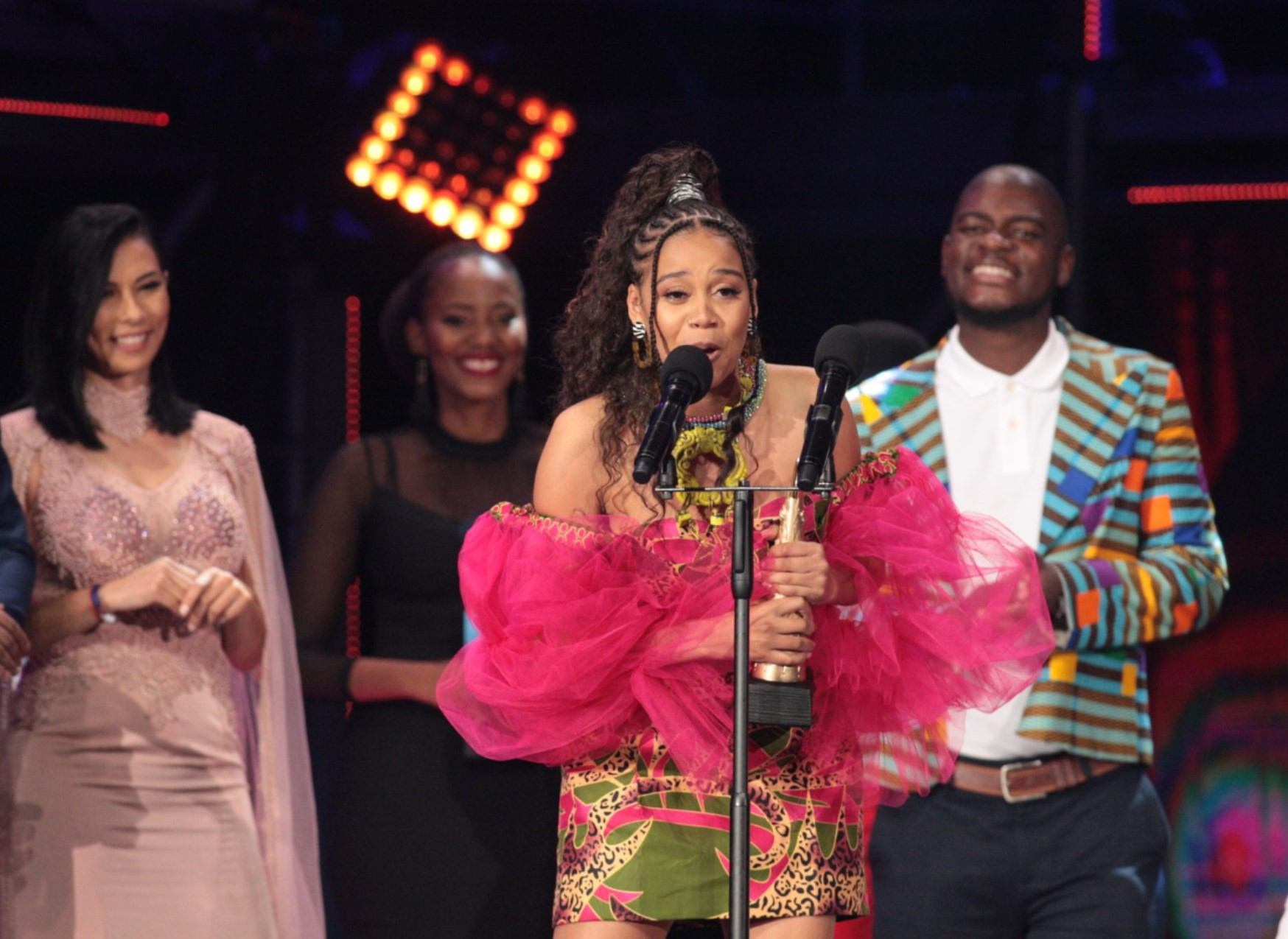 SAMA25 Winner Sho Madjozi Nominated for Bet Awards