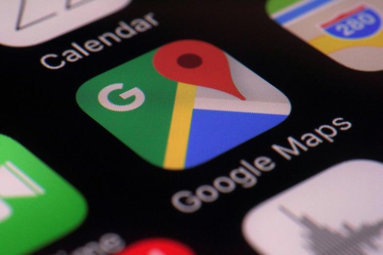 Google Maps upgrade │ Speed trap Warning