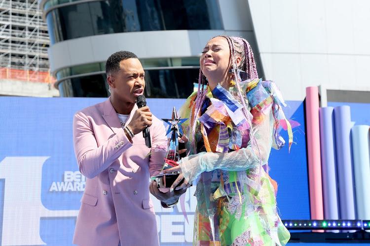 SHO MADJOZI AND BURNA BOY MAKE AFRICA PROUD