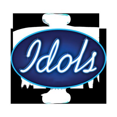 Idols SA (logo) Kaslam mag
