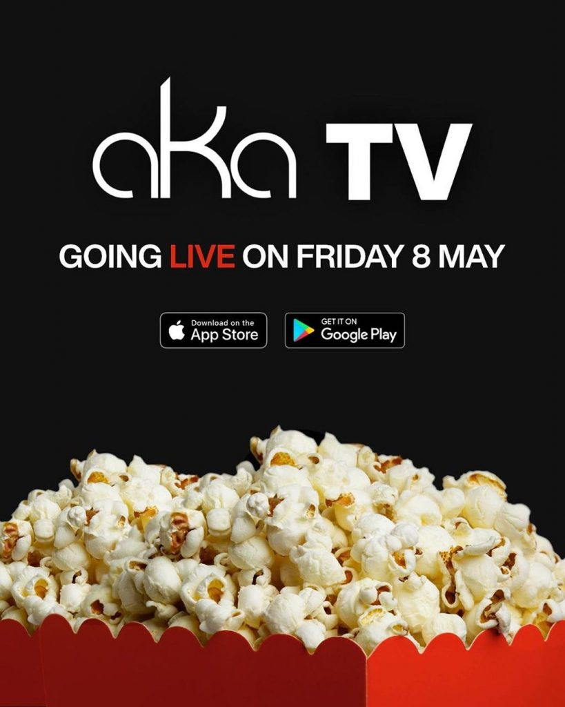 AKA TV app (Kas'lam Magazine)