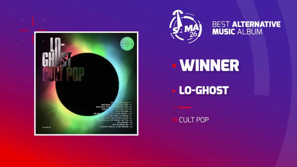 Lo-Ghost wins at SAMAs 2020