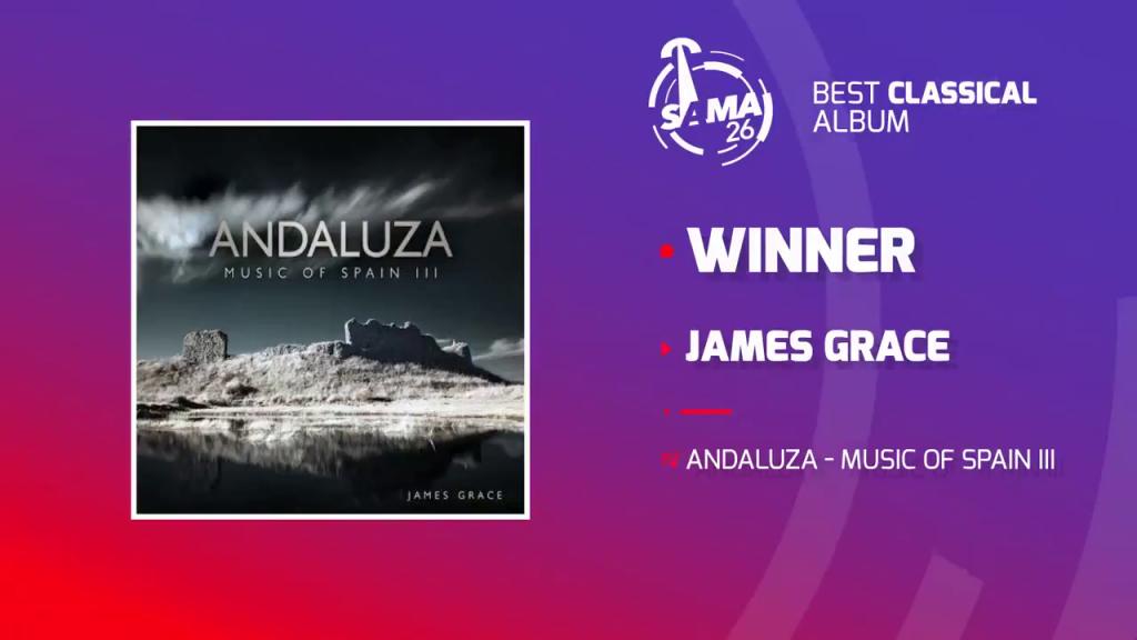#SAMA26 Best Classical Album