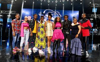 Idols SA 2020 Top 9