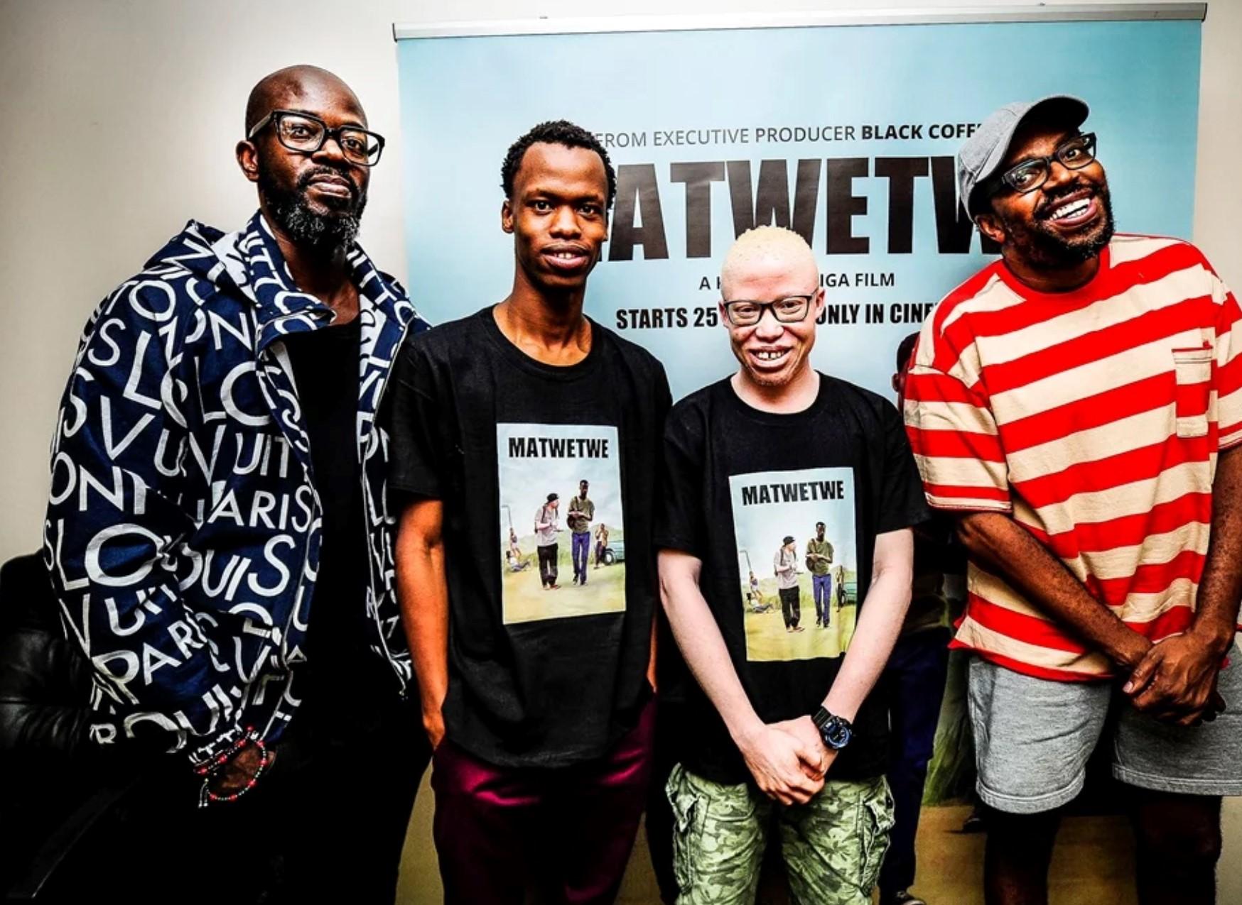 """Black Coffee devastated over Sibusiso """"Matwetwe"""" Khwinana's Murder"""
