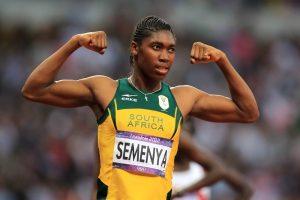 Caster Semenya still to run on full strength after Swiss court suspends IAAF ruling.