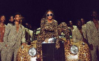 Beyonce - Black is King (Kas'lam Magazine)
