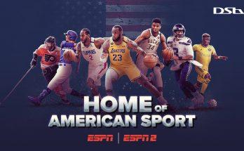 Image of DSTV & ESPN